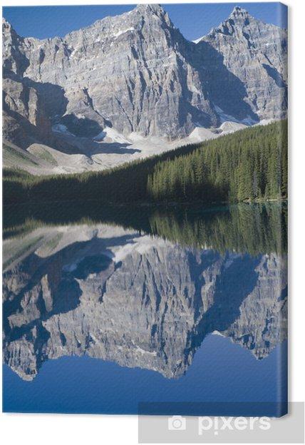 Obraz na płótnie Morena jezioro w Banff National Park Kanada - Góry