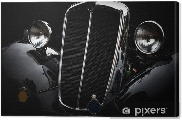 Obraz na płótnie Morris osiem wysoki kontrast niezwykły punkt widzenia - Transport drogowy