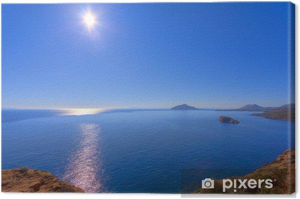 Obraz na płótnie Morze Egejskie, Grecja - Europa