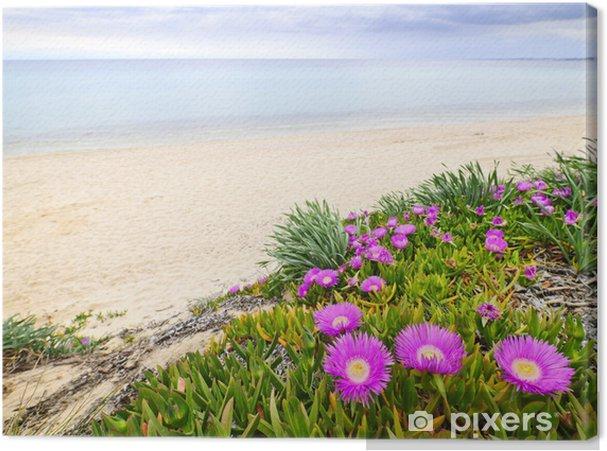 Obraz na płótnie Morze Egejskie Wybrzeże w Grecji - Woda
