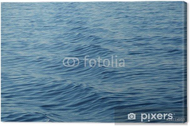 Obraz na płótnie Morze - Woda