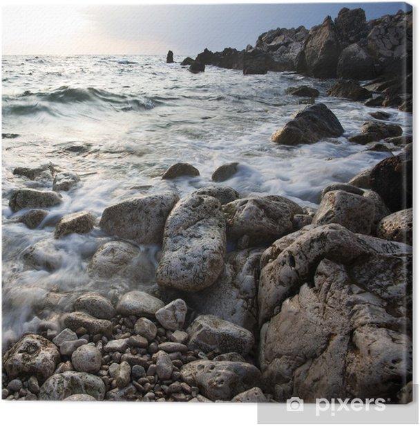 Obraz na płótnie Morze - Inne pejzaże