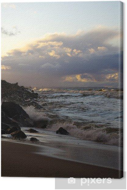 Obraz na płótnie Morze - Wakacje