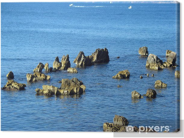 Obraz na płótnie Morzem - Woda