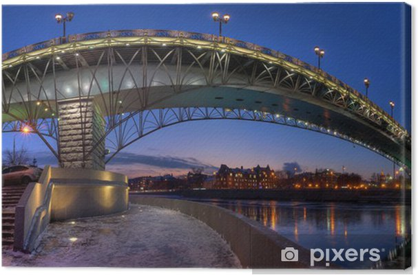 Obraz na płótnie Moskwa Mosty - Moskwa