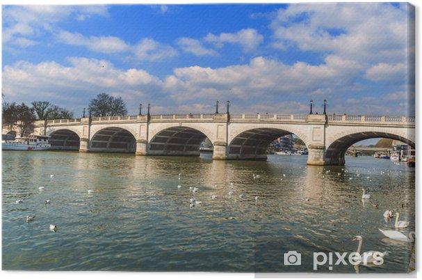 Obraz na płótnie Most na Tamizie - Infrastruktura