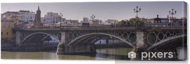 Obraz na płótnie Most Triana, Sewilla - Tematy