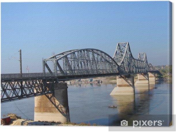 Obraz na płótnie Most - Infrastruktura