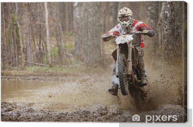 Obraz na płótnie Motocross madness - Sporty ekstremalne