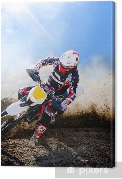 Obraz na płótnie Motocross - Tematy