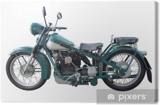 Obraz na płótnie Motocykl stary - Tematy