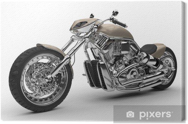 Obraz na płótnie Motocykl - Naklejki na ścianę
