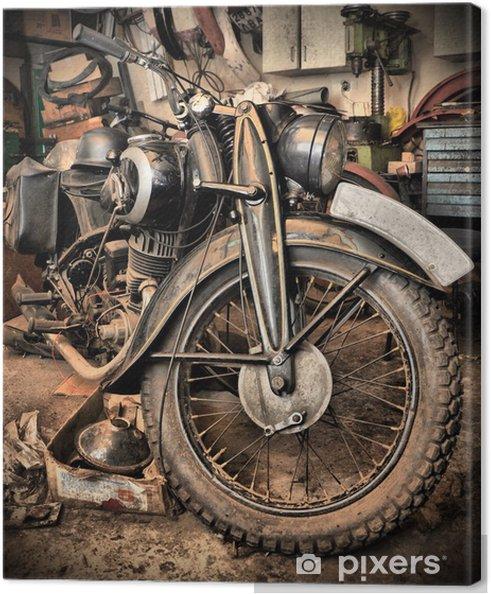 Obraz na płótnie Motocykl - Transport drogowy