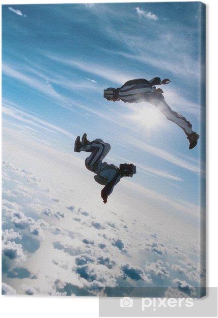 Obraz na płótnie My Skydiving - Sporty indywidualne