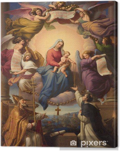 Obraz na płótnie Najświętszej Maryi Panny i trochę Jezus z kościoła w Wiedniu - Tematy