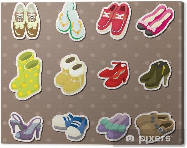 e70c20c2062 Obraz na płótnie Naklejki na buty