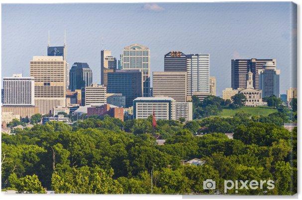 Obraz na płótnie Nashville, Tennessee. - Ameryka
