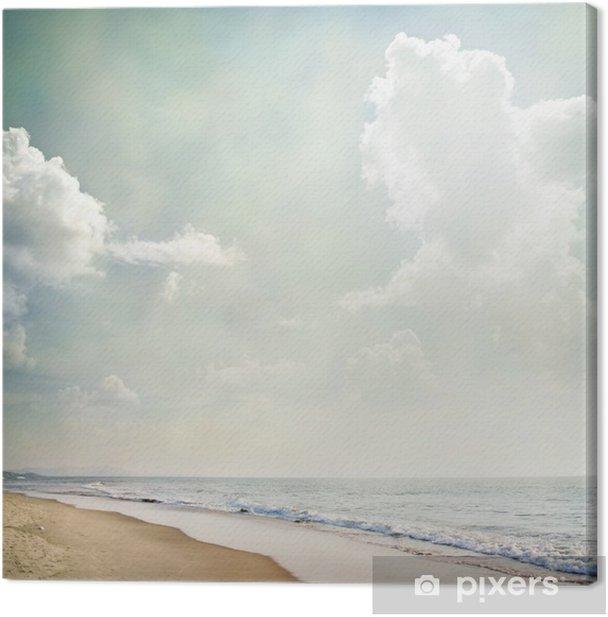 Obraz na płótnie Natura-74 - Morze i ocean