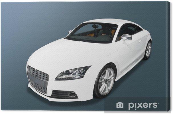 Obraz na płótnie New Sports Car - Transport drogowy