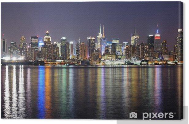 Obraz na płótnie New York City Manhattan - Ameryka