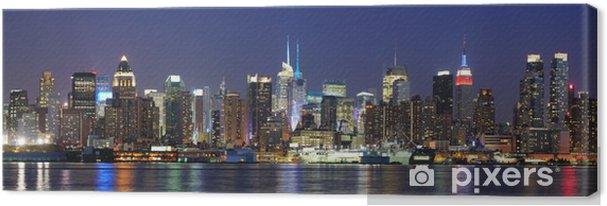 Obraz na płótnie New York City Manhattanu - Tematy