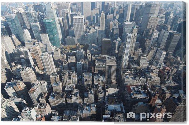 Obraz na płótnie Newyork - Miasta amerykańskie