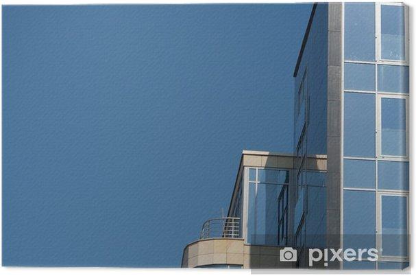 Obraz na płótnie Niebo i budynek - Europa