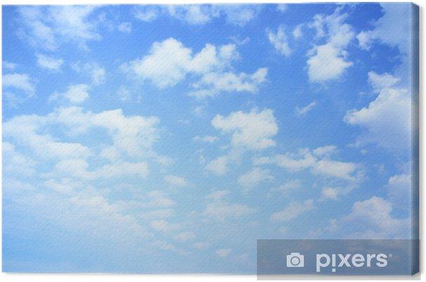 Obraz na płótnie Niebo i chmury - iStaging
