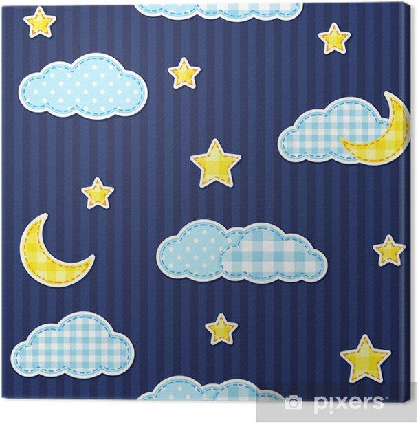 Obraz na płótnie Nocne niebo - Tematy