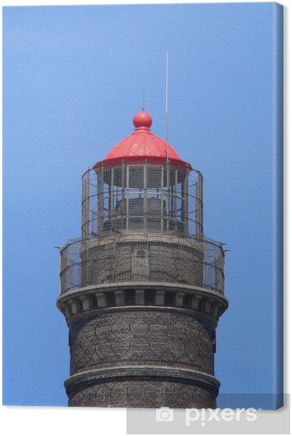 Obraz na płótnie Nowa latarnia morska, Borkum - Wakacje