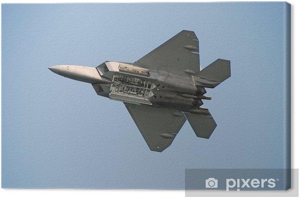 Obraz na płótnie Nowoczesny myśliwiec - Zbrodnie i przemoc