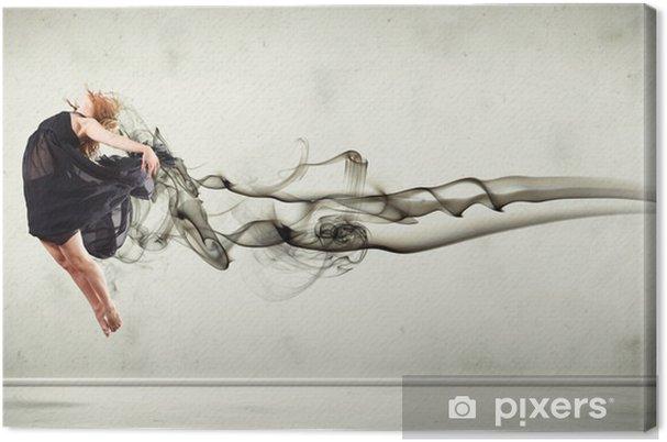 Obraz na płótnie Nowoczesnym stylu tancerz posing - Tematy
