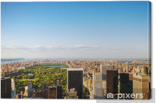 Obraz na płótnie Nowy Jork pejzaż - Ameryka
