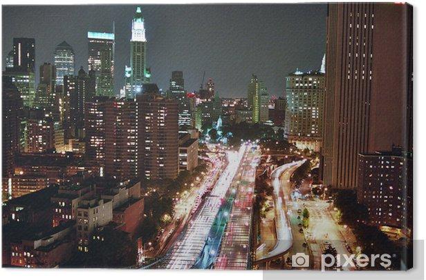 Obraz na płótnie Nowy Jork - Tematy