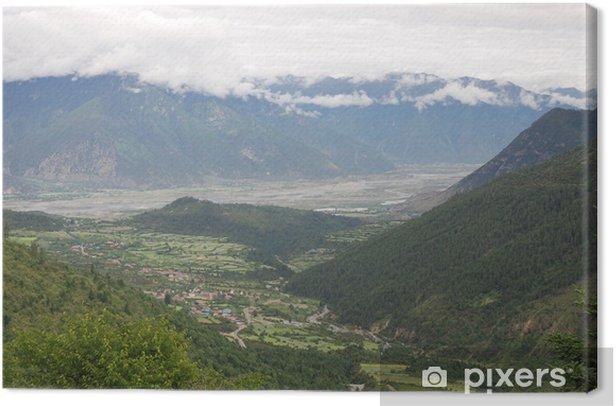 Obraz na płótnie Nyaung scenerii - Niebo