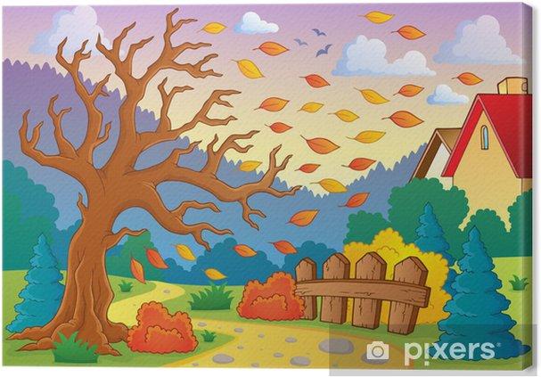 Obraz na płótnie Obraz 9 jesień tematyczne - Pory roku