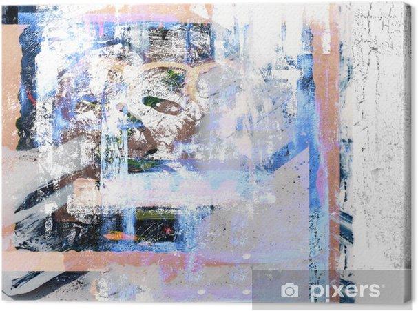Obraz na płótnie Obraz olejny - Sztuka i twórczość