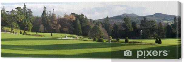 Obraz na płótnie Ogród angielski - Europa