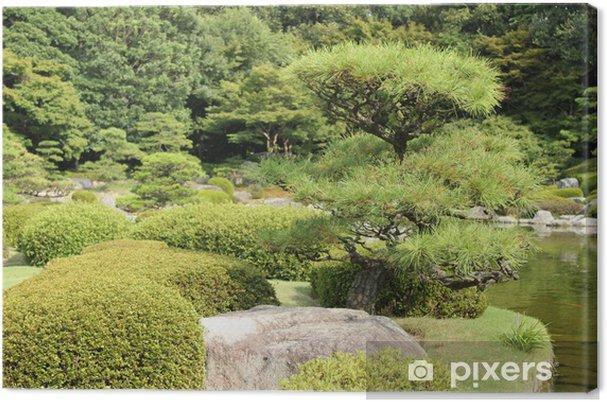 Obraz na płótnie Ogród japoński - Azja