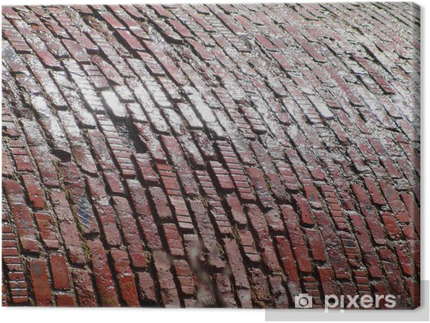 Obraz na płótnie Okrągłe ściany - Zabytki