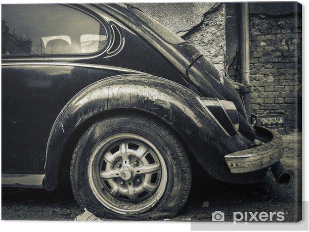 Obraz na płótnie OLd beetle - Transport drogowy