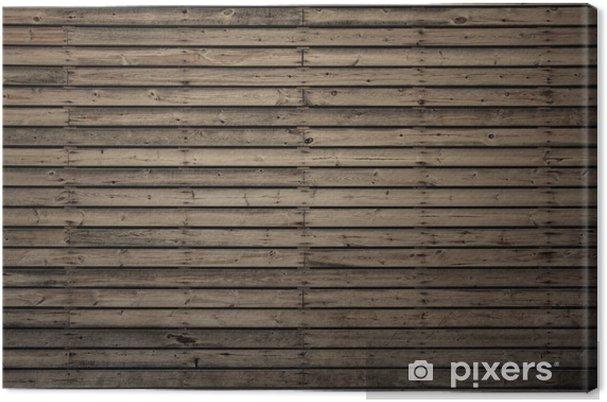 Obraz na płótnie Old dirty drewniane tekstury - Tekstury