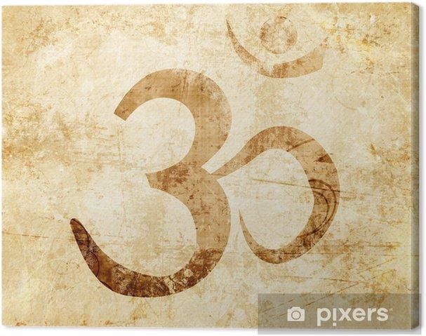 Obraz na płótnie Om symbol - Tematy