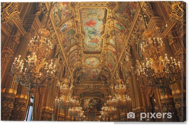Obraz na płótnie Opera Garnier - PI-31