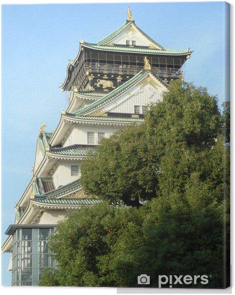 Obraz na płótnie Osaka 4 - Zabytki