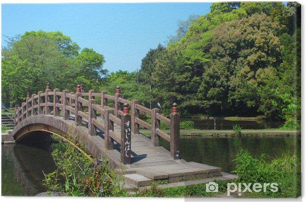 Obraz na płótnie Osiem woda bóg Mizutani Bridge Park - Budynki użyteczności publicznej