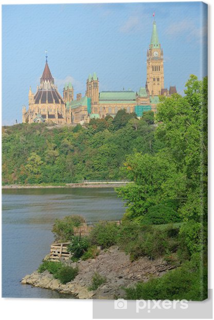 Obraz na płótnie Ottawa miasta - Inne