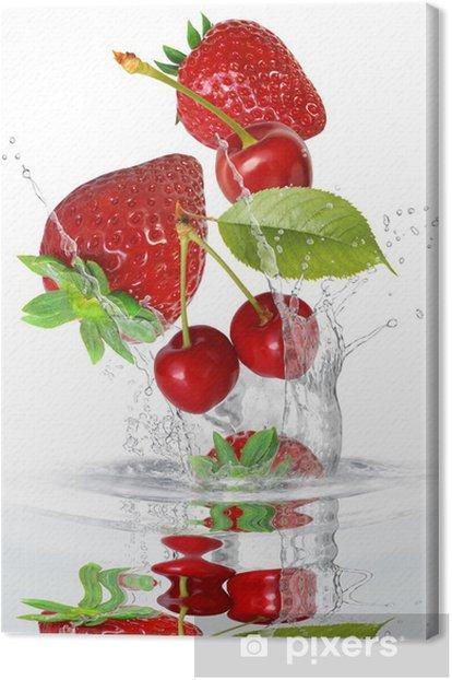 Obraz na płótnie Owoce 408 - Tematy