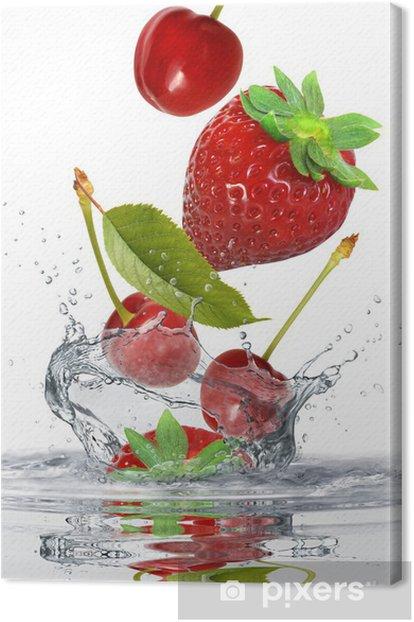 Obraz na płótnie Owoce 417 - Tematy