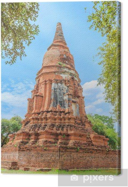 Obraz na płótnie Pagoda - Zabytki